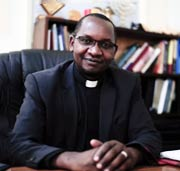 Prof-Chosefu-Chemorion, Dean-faculty-of-Theology